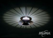 Oprawa stropowa crystal atlas jet 12V 35W