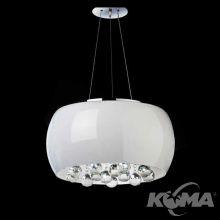 Quince lampa wisząca 40cm. 5x28W G9