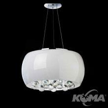 Quince lampa wisząca 50cm. 6x28W G9