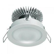 Punctoled oprawa wpuszczana downlight 10W LED 3000K 230V biała