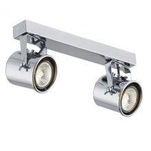 Alter reflektor 2x50W GU10 230V chrom