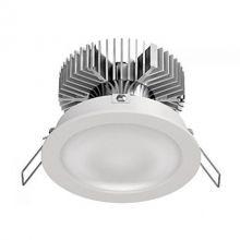 Punctoled oprawa wpuszczana downlight 15W LED 3000K 230V biała