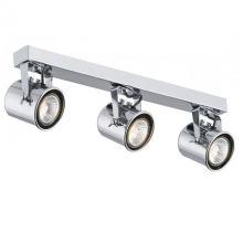 Alter reflektor-listwa 3x50W GU10 230V chrom