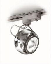 Beluga colour reflektor na szyne 1x75W GU10 transparetny
