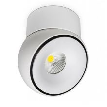 Oracle lampa sufitowa 16W LED biała-wnętrze białe