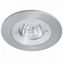 Oprawa wpuszczana łazienkowa 1x35W GU5,3 12V aluminium