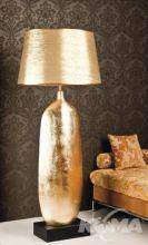 Class lampa stojąca złota