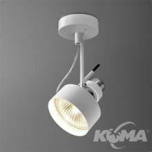 Reflektor 2000 ecru (połysk) 1x75W E27 230V