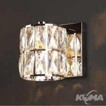 Diamante kinkiet 1x42W G9 230V chrom