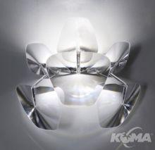 Hope D66/3a kinkiet  1x120W R7s soczewki pryzmatyczne transparentny