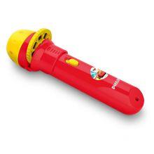 Torch Samochody/Cars projektor dla dzieci na baterie czerwony