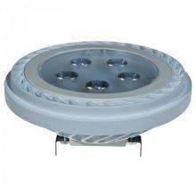 Ledecco żarówka LED 15W=50WG53 |G53 | AR111 G53 12V 6500K biała 100 st.
