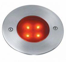 Nauto led 0,5W 4xled/10V czerwony