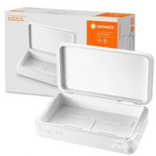 UVC sterylizator pudełko dezynfekujące do urządzeń przenośnych  białe 5V 5W DC