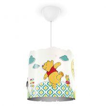Winnie the Pooh lampa wisząca 1x23W E27 230V wielokolorowa