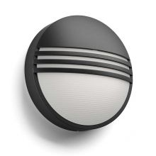 Yarrow kinkiet zewnętrzny 1x6W LED czarny