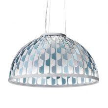Dome Small lampa wisząca 35W LED 2700K 230V niebieska