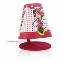DISNEY Minnie mouse lampka led 1x4W