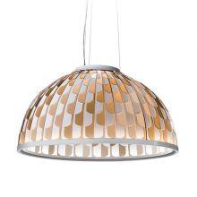 Dome Large lampa wisząca 55W LED 2700K 230V pomarańczowa
