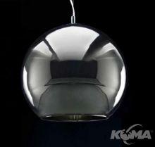 Mirror silver oprawa wiszaca E27/60W chrom