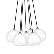 Gulia lampa wisząca 7x50W GU10 230V biała