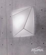 Ukiyo plafon 3x60W E27 bianco