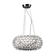 Acrylio lampa wisząca 50cm. 1x200W R7s