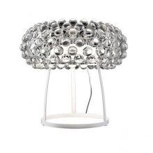 Acrylio lampa stołowa 1x100W R7s