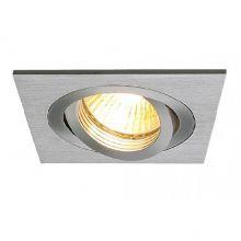 TRIA oprawa stropowa kwadratowa 50W GU5,3GU5\.3 |GU5\.3 | MR16 12V aluminium