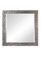 Xera mirror lustro srebrna patyna