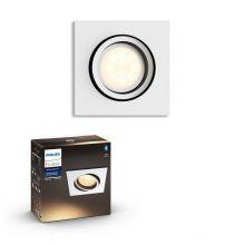 Milliskin hue oprawa wpuszczana biała 1x5W LED GU10 230V  z funkcją bluetooth