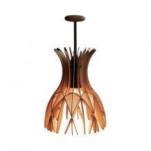 Domita lampa stołowa brązowa 1x6W gu5.3