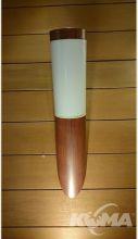 Kinkiet zewnętrzny 1x23W E27 230V drewno
