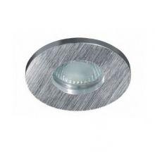 Su Classic oprawa wpuszczana łazienkowa 10W LED 230V aluminium szczotkowane
