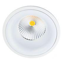 Spot oprawa wpuszczana 1x10W LED 230V biała