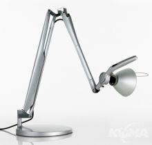 Fortebraccio lampa biurkowa e27/100W szara