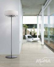 Inari lampa podlogowa 3x60W E27 chrom
