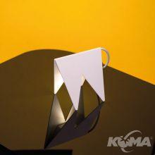 Dorigami S lampa stołowa 2,1W LED 3000K 230V śnieżnobiała