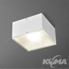Only lampa sufitowa 12W LED 230V biała (mat) ciepła barwa CRI>80