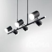 Shots lampa wisząca reflektory 30W LED 230V czarny