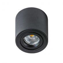 Bross Mini 1 lampa sufitowa 1x50W GU10 230V czarna