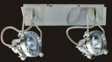 Robot listwa 2xgu10/50w/230V nikiel satyna