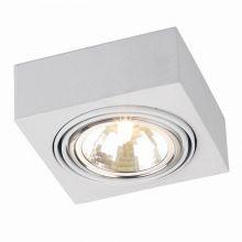 Rodos lampa sufitowa 1x48W G9 230V srebrna