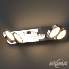Porto kinkiet 90x0.1W LED 3000K 230V chrom