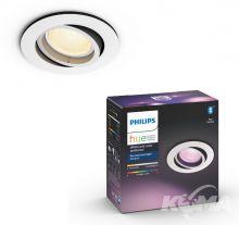 Philips hue centura wbudowany reflektor 1x 5,7W GU10 owalne