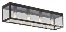 Loft 2 oprawa przysufitowa 4x60W E27 ciemny brąz