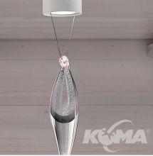 Anima lampa sufitowa 35W GU10 wh-m frame