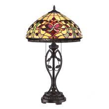 Kings lampa stołowa 2x75W E27 230V