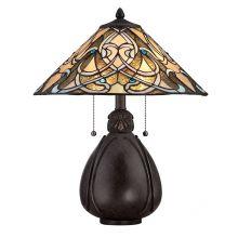 India lampa stołowa 2x75W E27 230V