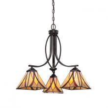 Asheville lampa wisząca 3x60W E27 230V